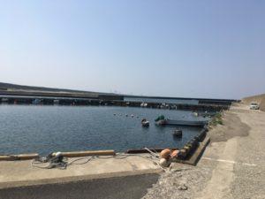 吹浦漁港2
