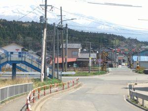 鳥海山大物忌神社までの道3