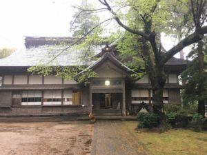 蕨岡口之宮 社務所