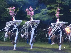 宵祭り花笠舞2