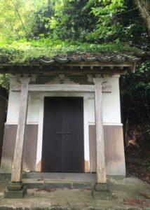 古い風(ふう)神社