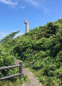 羽後三崎灯台1