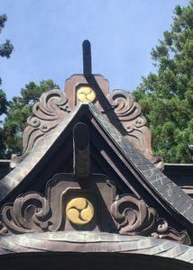 熊野神社のてっぺん