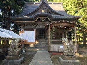 熊野神社正面