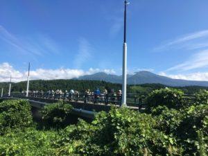 ツーデーマーチ 文殊大橋