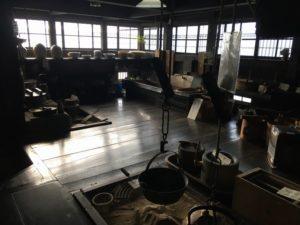 旧青山本邸の台所